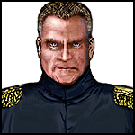 Warlord Vodo Bonias was the ruler of the Dark Empire, an Imperial separatist movement, and an implacable enemy of the Hutt Council.