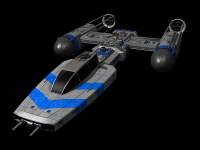 The Stock Y-Wing BTL-S3, Fighter 1