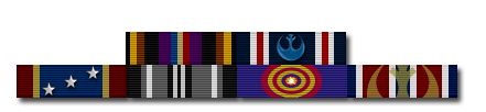 Marshal Traner's Alliance Special Operations Awards and Commendations