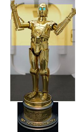 First Annual Veritas Awards - Holocron - Star Wars Combine