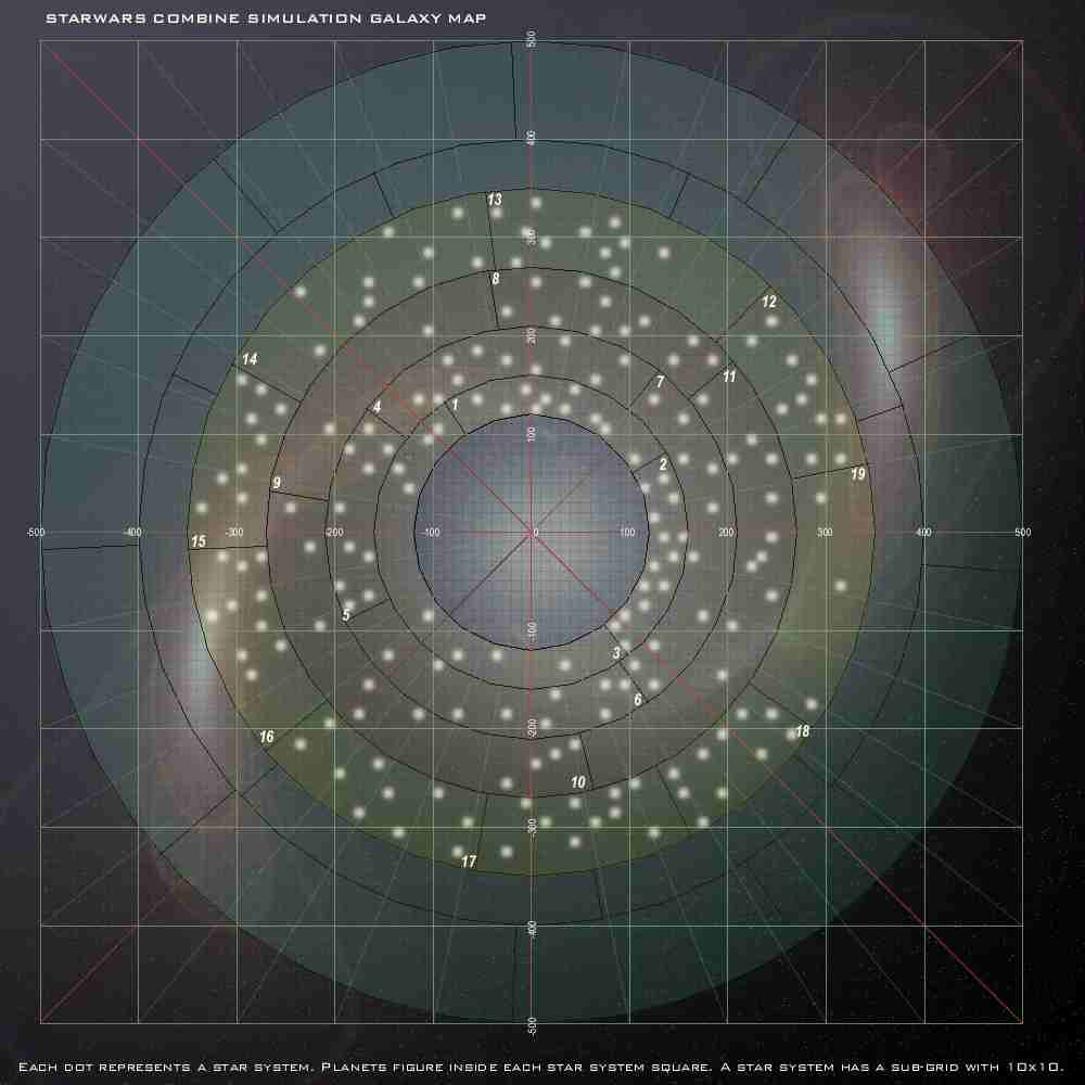Allegedly the first attempt to map the galaxy.