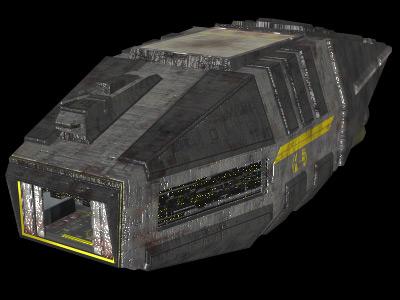 Escort Carrier Holocron Star Wars Combine
