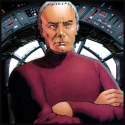 Supreme Chancellor Dargon Yotam of the United Trade Federation was a key ally of the Hutt Council and at the center of a hostage crisis that stunned the galaxy.