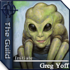 Greg's Guild Bank ID Card