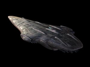 MC-60 Star Cruiser - Holocron - Star Wars Combine